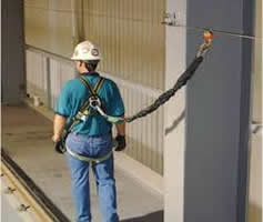Supervisor para Operador de Trabalho em Altura